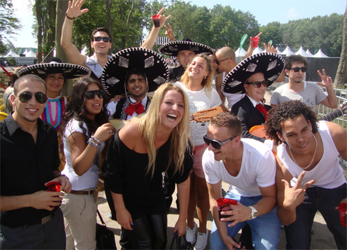 themafeest mexicaans